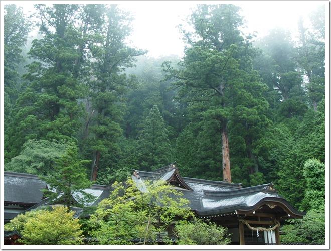 二荒山神社 社務殿