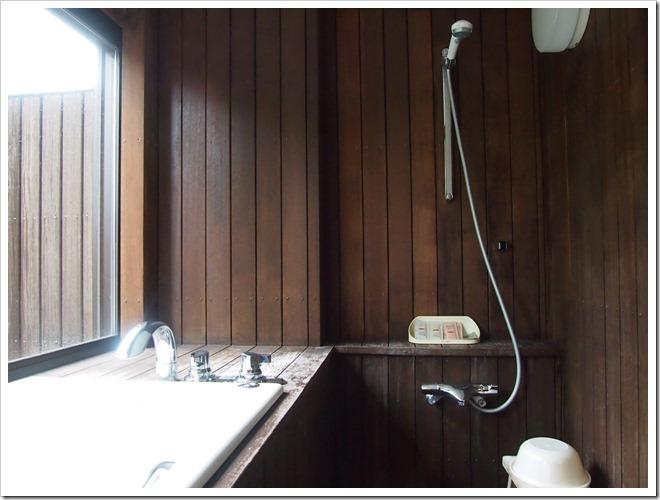 洗い場の写真