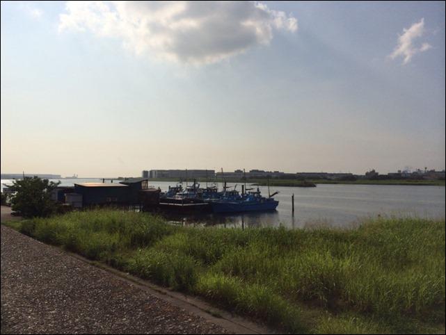 羽田沖の釣り船屋