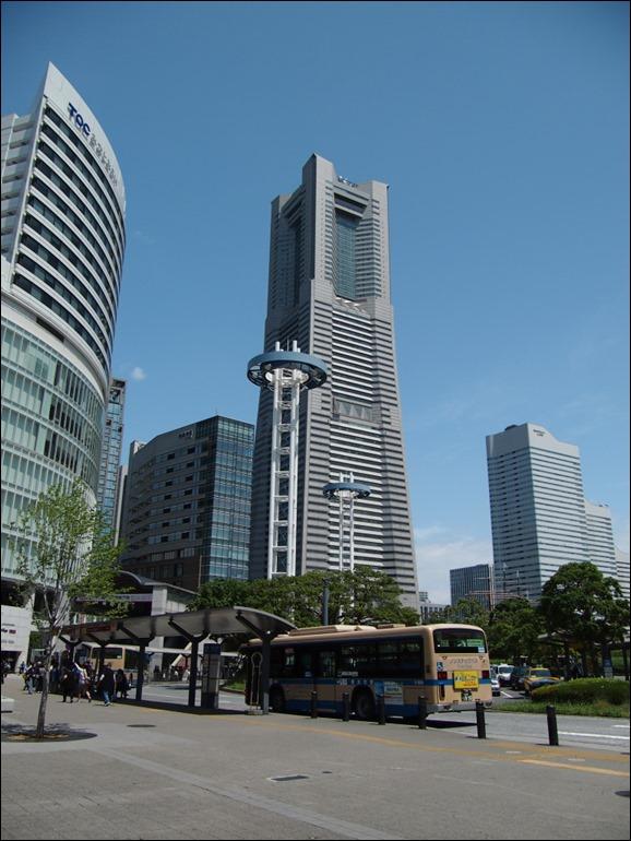 お出掛け写真撮影 横浜桜木町~みなとみらい【2014/5/16 E-PL3】