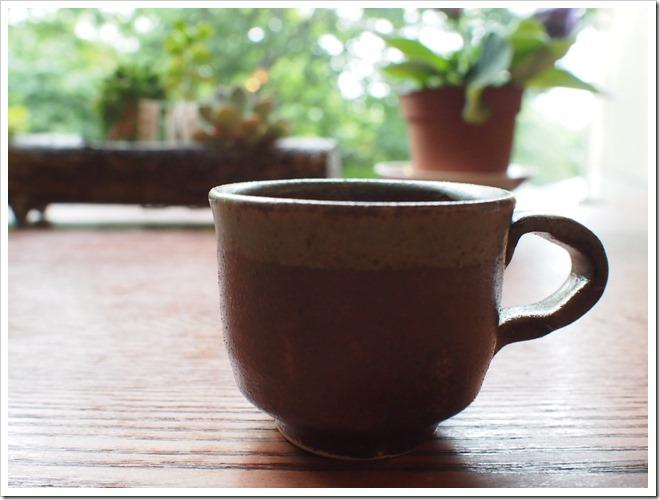 コーヒーカップ拡大